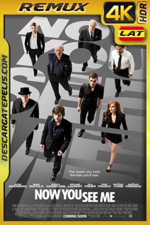 Los ilusionistas: Nada es lo que parece (2013) 4k BDRemux HDR Latino – Ingles