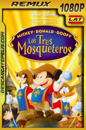 Los tres mosqueteros (2004) 1080p BDRemux Latino – Ingles