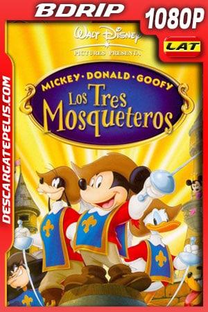 Los tres mosqueteros (2004) 1080p BDrip Latino – Ingles