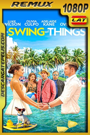 The Swing of Things (2020) 1080p BDRemux Latino – Ingles