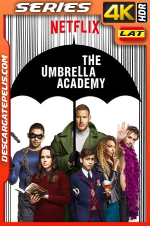 The Umbrella Academy (2019) 4k WEB-DL HDR Latino – Ingles
