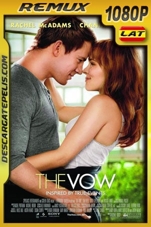 The Vow (2012) 1080p BDRemux Latino – Ingles