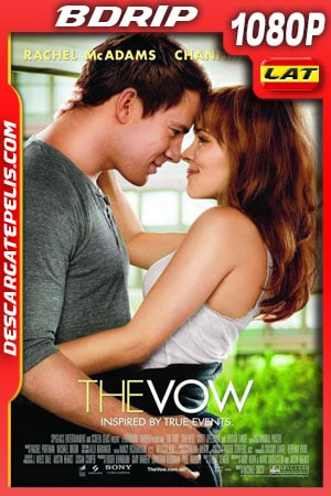 The Vow (2012) 1080p BDrip Latino – Ingles