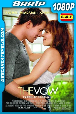 The Vow (2012) 1080p BRrip Latino – Ingles