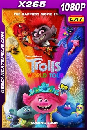 Trolls 2: gira mundial (2020) 1080p X265 BDrip Latino – Ingles
