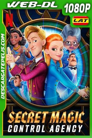Agencia secreta de control mágico (2021) 1080p WEB-DL Latino