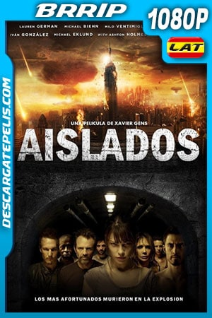 Aislados (2011) 1080p BRRip Latino – Ingles