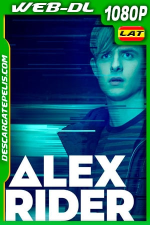 Alex Rider (2020) 1080p WEB-DL AMZN Latino