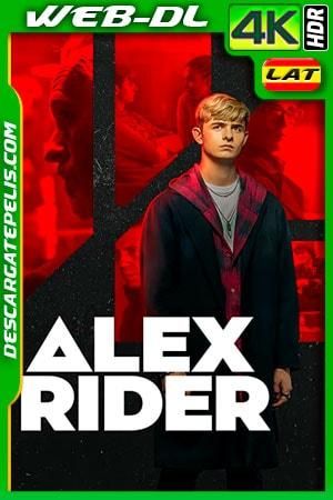 Alex Rider (2020) 4K AMZN WEB-DL HDR Latino