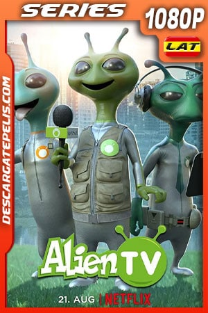 Alien TV (2020) Temporada 1 1080p WEB-DL Latino – Ingles
