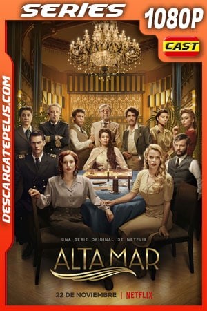 Alta mar (2019) Temporada 2 1080p WEB-DL Castellano