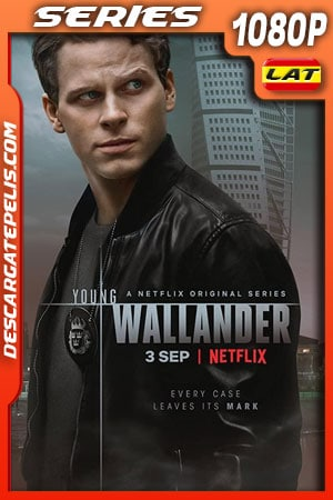 El joven Wallander (2020) Temporada 1 1080p WEB-DL Latino - Ingles
