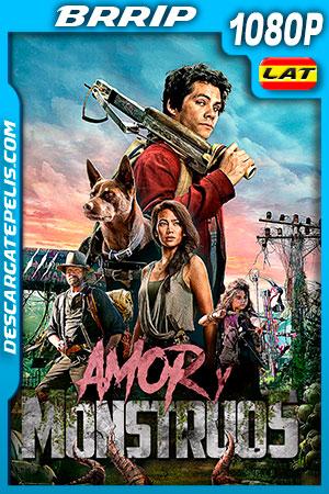 Amor y monstruos (2020) 1080p BRRip Latino