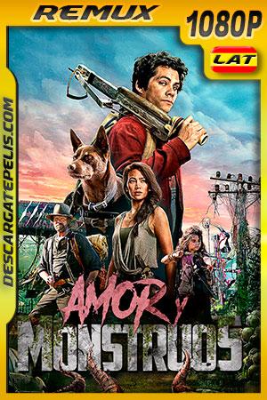 Amor y monstruos (2020) 1080p Remux Latino