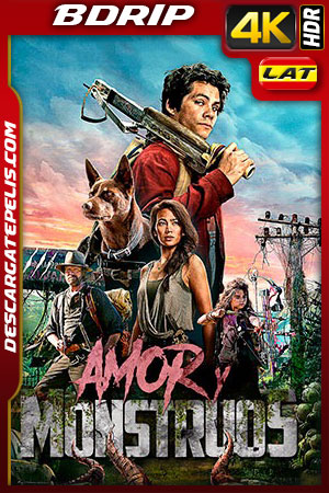 Amor y monstruos (2020) 4k BDrip HDR Latino