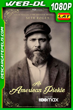 An American Pickle (2020) 1080p WEB-DL Latino
