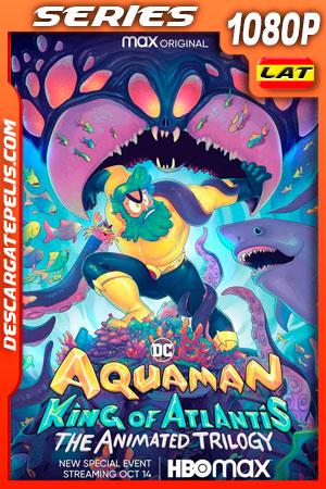 Aquaman: King of Atlantis (2021) Temporada 1 1080p WEB-DL Latino