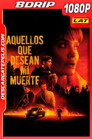 Aquellos que desean mi muerte (2021) 1080p BDrip Latino