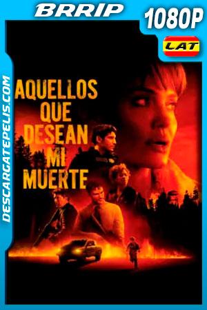 Aquellos que desean mi muerte (2021) 1080p BRRip Latino