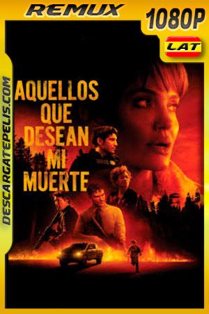 Aquellos que desean mi muerte (2021) 1080p Remux Latino