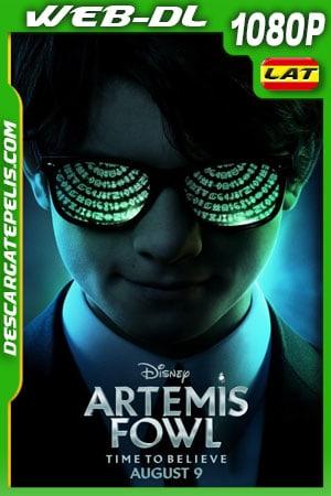 Artemis Fowl: El mundo subterráneo (2020) 1080p WEB-DL Latino
