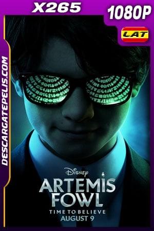 Artemis Fowl: El mundo subterráneo (2020) 1080p X265 WEB-DL Latino