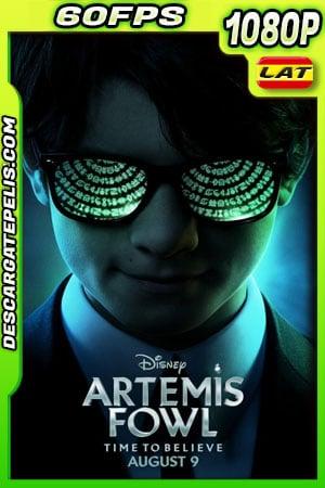 Artemis Fowl: El mundo subterráneo (2020) 1080p 60FPS WEB-DL Latino