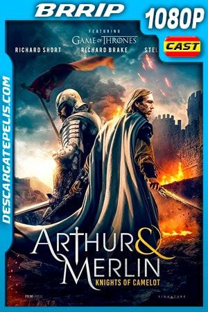 Arturo y Merlin: Caballeros de Camelot (2020) 1080p BRRip Castellano