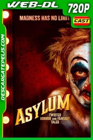 ASYLUM: Cuentos retorcidos de terror y fantasía (2020) 720p WEB-DL Castellano