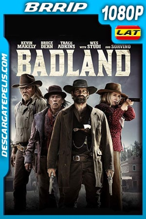 Badland (2019) 1080p BRrip Latino