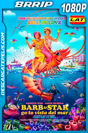 Barb and Star Go to Vista Del Mar (2021) 1080p BRRip Latino