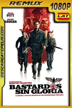 Bastardos sin gloria (2009) 1080p BDRemux Latino – Ingles