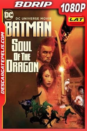 Batman: alma del dragón (2021) 1080p BDrip Latino