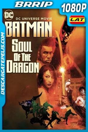 Batman: alma del dragón (2021) 1080p BRrip Latino