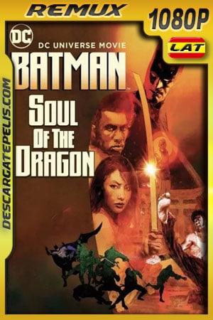 Batman: alma del dragón (2021) 1080p Remux Latino
