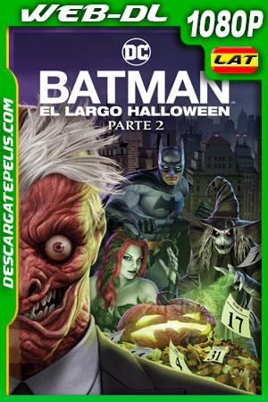 Batman: El Largo Halloween Parte 2 (2021) 1080p WEB-DL Latino