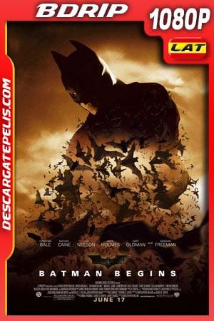 Batman inicia (2005) 1080p BDrip Latino