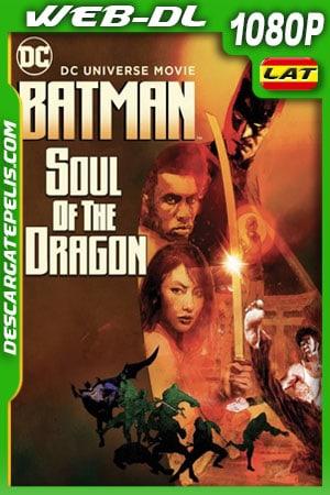 Batman: alma del dragón (2021) 1080p WEB-DL Latino