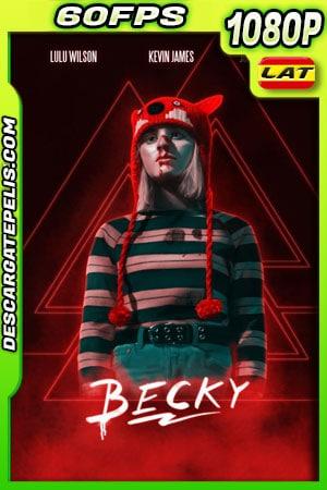 Becky (2020) 1080p 60FPS BDrip Latino