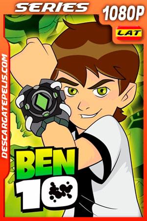 Ben 10 (2005) Temporada 1 1080p WEB-DL Latino