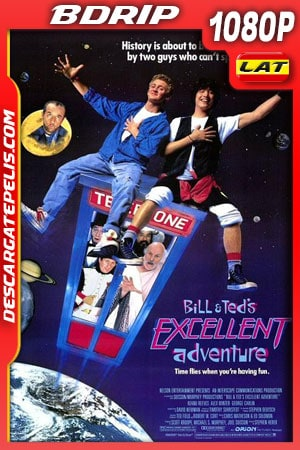 Bill and Teds Excellent Adventure (1989) 1080p BDrip Latino – Ingles