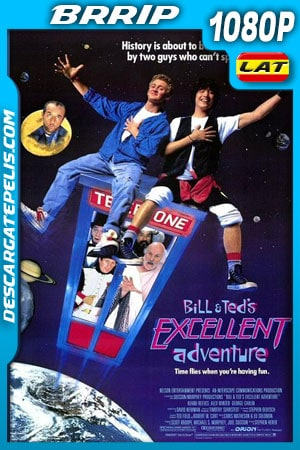 Bill and Teds Excellent Adventure (1989) 1080p BRrip Latino – Ingles