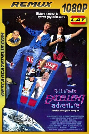 Bill and Teds Excellent Adventure (1989) 1080p BDRemux Latino – Ingles