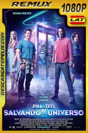 Bill y Ted salvando el universo (2020) 1080p Remux Latino