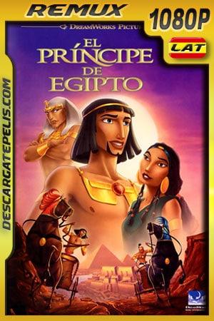 El príncipe de Egipto (1998) 1080p Remux Latino