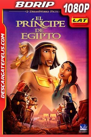 El príncipe de Egipto (1998) 1080p BDrip Latino