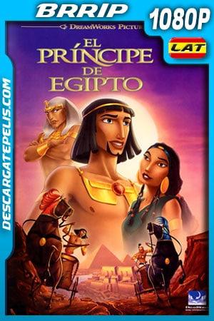 El príncipe de Egipto (1998) 1080p BRrip Latino