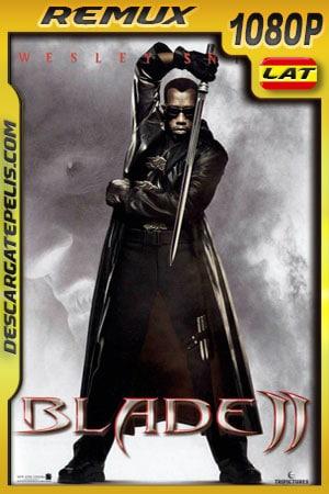 Blade II: Cazador de vampiros (2002) 1080p Remux Latino