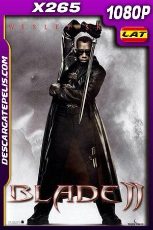 Blade II: Cazador de vampiros (2002) 1080p X265 Latino
