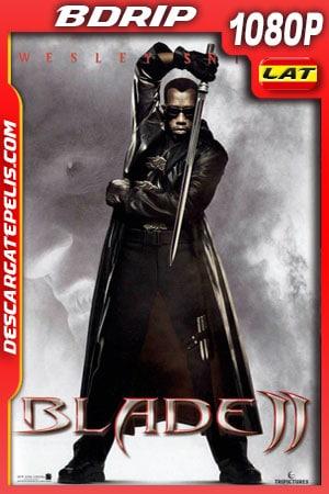 Blade II: Cazador de vampiros (2002) 1080p BDrip Latino